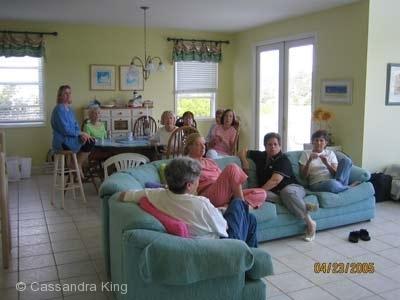 Same Sweet Girls visit on Fripp Island #7