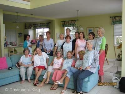 Same Sweet Girls visit on Fripp Island #8